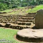 Sitio Arqueológico maya Takalik Abaj, Retalhuleu Guatemala