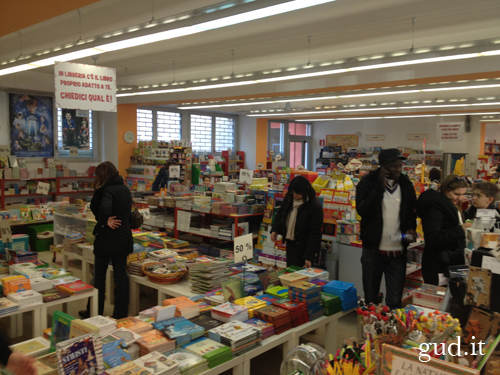 libreria bambini milano