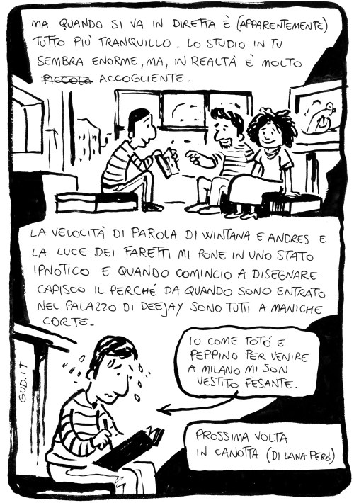 fumetto a occupydeejay