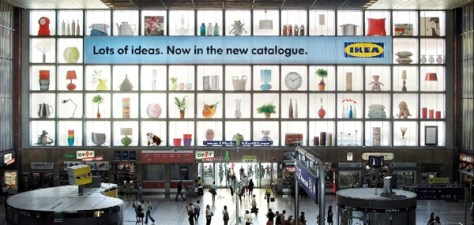 Guerrilla Marketing Voorbeeld 32 Ikea