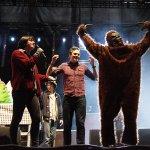 The Sasquatch Music Festival 10th Year Cake Presentation 2011 - Day 1 - 2011-05-27 DSC_2685