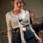 2011.07.23: Austra @ Capitol Hill Block Party - Caffe Vita Bean