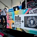 2011.09.03: Bumbershoot - Free Yr Radio Stage, Seattle, WA
