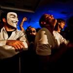 2011.09.04: Atari Teenage Riot Crowd @ Bumbershoot - Exhibition