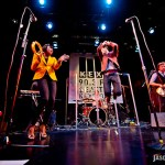 Fitz and The Tantrums at Bumbershoot's KEXP Music Lounge