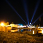 Festival Grounds by Chris Nelson
