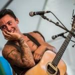 2012.09.03: Noah Gundersen @ Bumbershoot - Free Yr Radio Stage,
