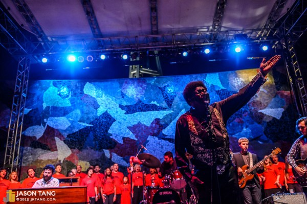 2013.08.31: Charles Bradley and His Extraordinaires w/ Total Exp