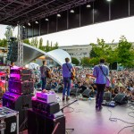 2013.09.02: Ivan & Alyosha @ Bumbershoot - Plaza Stage, Seattle,
