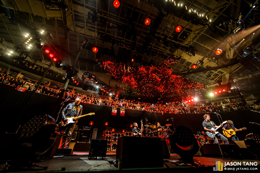 Pearl Jam Live 2013