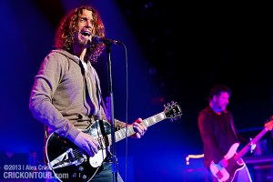 Soundgarden performs the second of their two night sold-out performances at the Paramount Theater in Seattle, Wa. Photo by Alex Crick - Web - Twitter