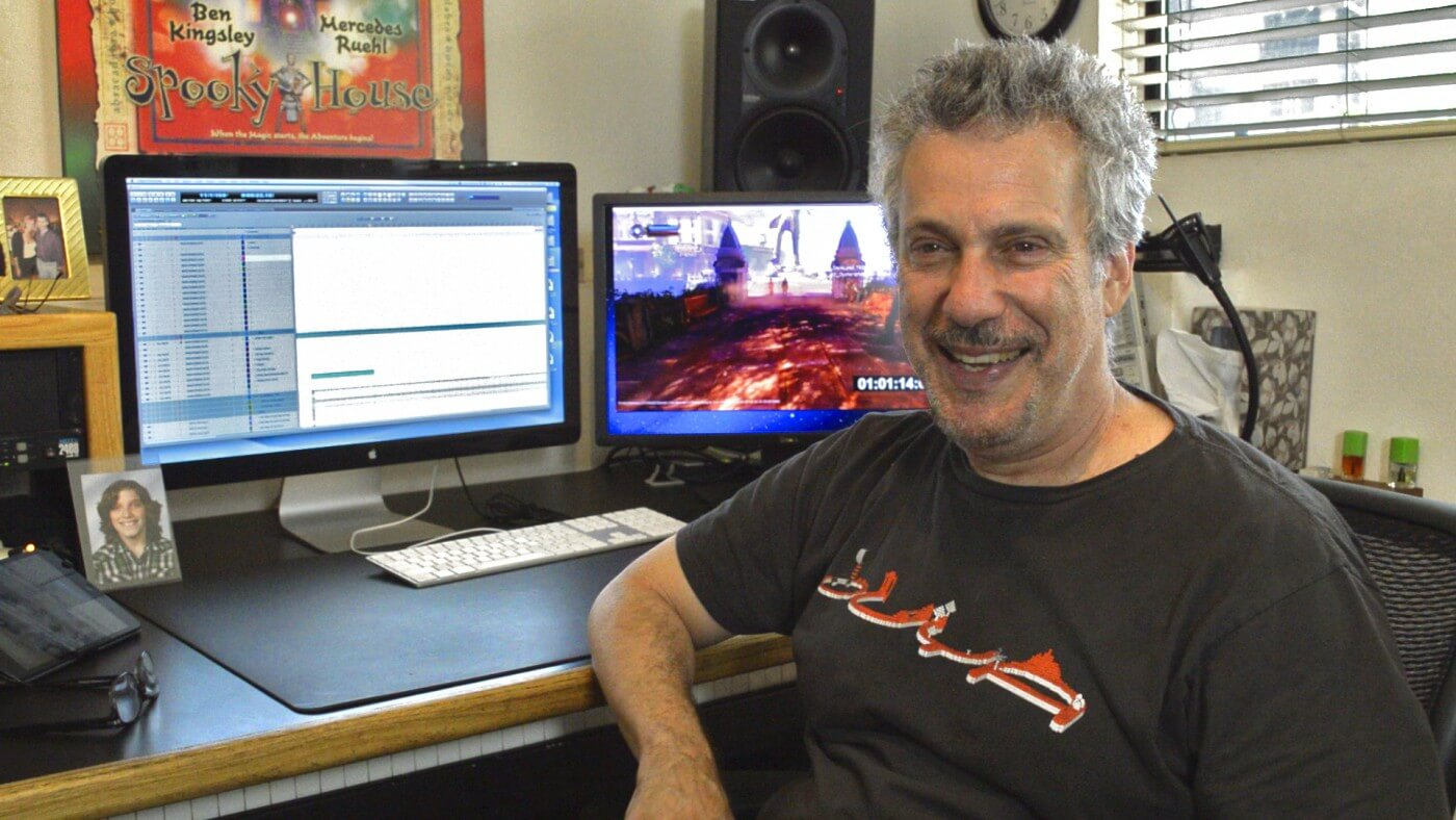 Garry Schyman is a composer who is scoring for film, television, and video games in Hollywood and Los Angeles.