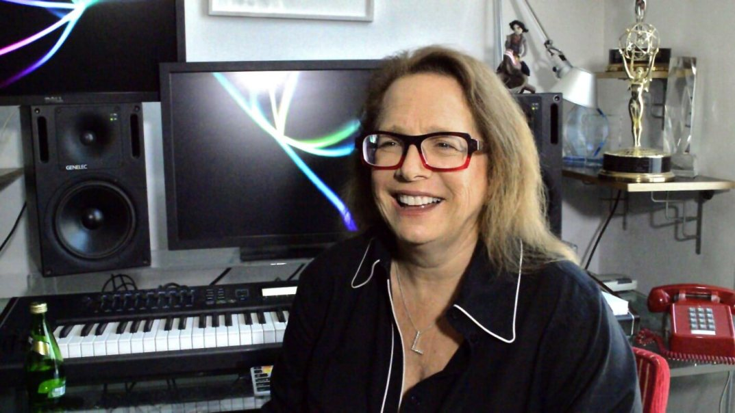 Laura Karpman is a composer who is scoring for film, television, and video games in Hollywood and Los Angeles.