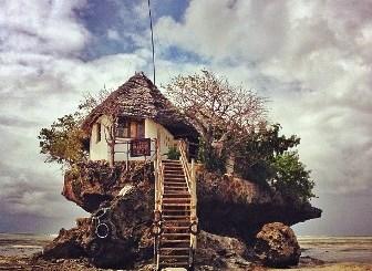 Rock restaurant