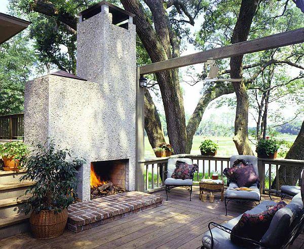 Cómo decorar el patio o la terraza con plantas - Decoracion De Terrazas Con Plantas