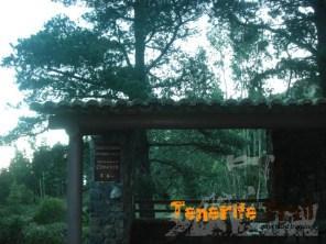 Area de descanso de Chimoche