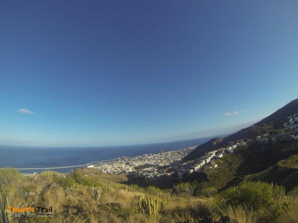 Vistas subida al Pico de La Leña