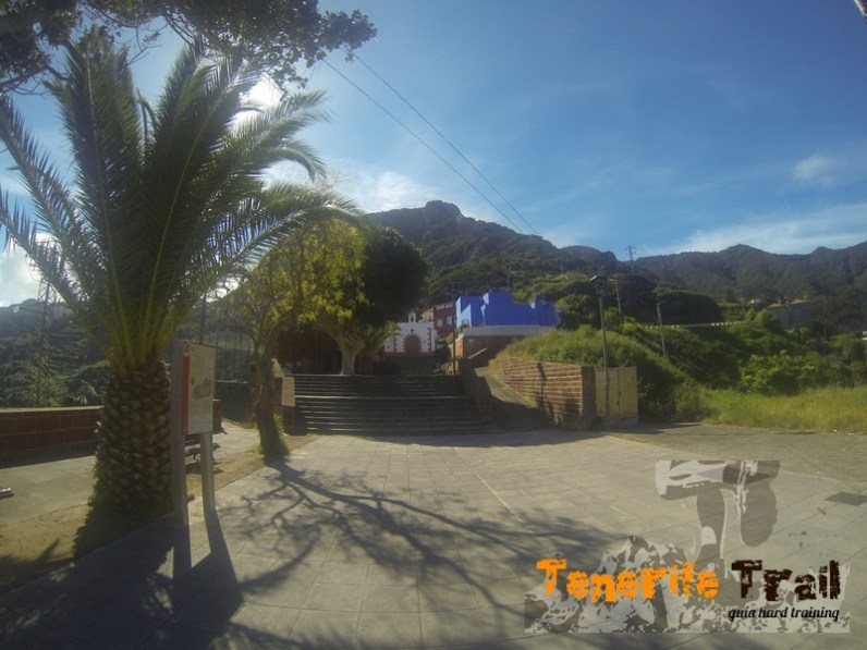 Plaza de Roque Negro