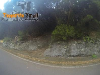 Acceso al sendero PR 2 destino Taborno