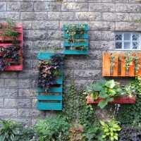 Come trasformare bancali in mobili da giardino