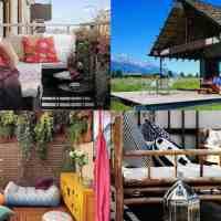 15 idee per arredare balconi, terrazzi e verande