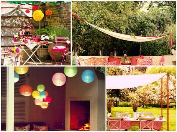 21 idee per arredare gli spazi esterni guida giardino - Idee per arredare il giardino ...