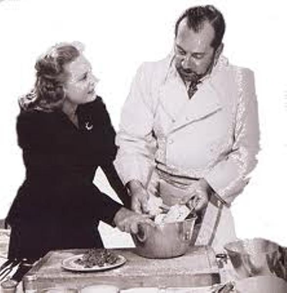 Quelques grands cuisiniers cuisini res gourmets d avant for Cuisinier oliver