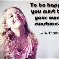 Some Awesome Quotes About Happiness
