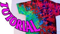 47 Cool Tie Dye Shirt Patterns | Guide Patterns