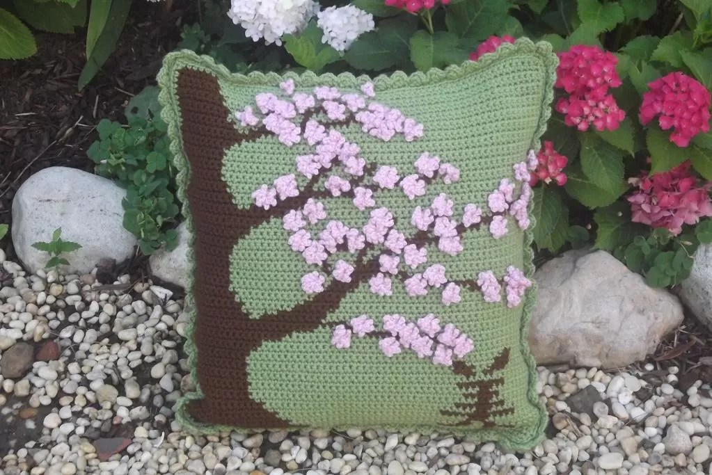 27 Easy Crochet Pillow Patterns Guide Patterns