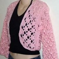38 Crochet Shrug Patterns   Guide Patterns