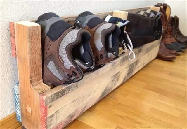19 Pallet Shoe Rack Guide Patterns