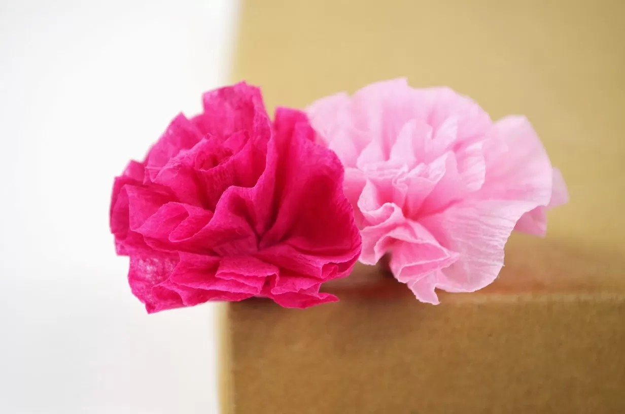 Decoration ideas with crepe paper elitflat how mightylinksfo