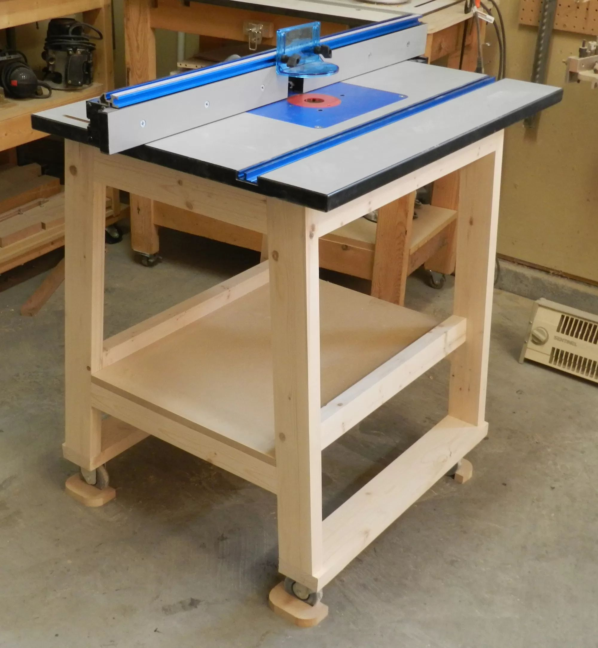 Good router table