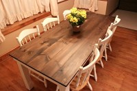 How to Build a Dining Room Table: 13 DIY Plans