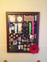 14 DIY Magnetic Makeup Board Tutorials | Guide Patterns