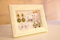 64 DIY Earring Holder How-tos | Guide Patterns