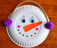 21 Easy Paper Plate Snowman Ideas For Your Kids | Guide ...