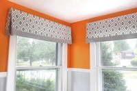 25+ Easy No-Sew Valance Tutorials | Guide Patterns