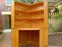 How to Make a Corner Bookshelf: 58 DIY Methods | Guide ...