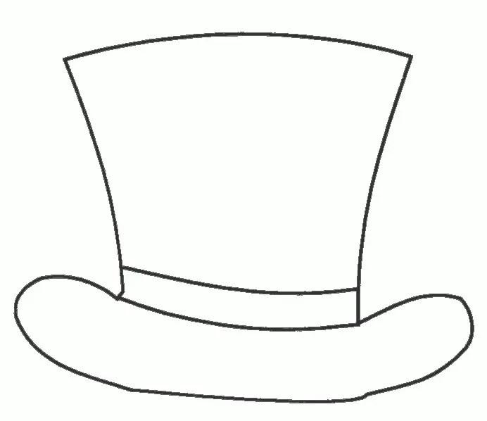Printable Top Hat Pattern. turban hat diy \u2013 printable
