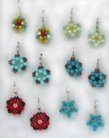 Free Seed Bead Earring Patterns