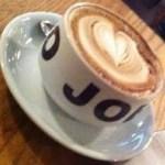 Kaffe i London