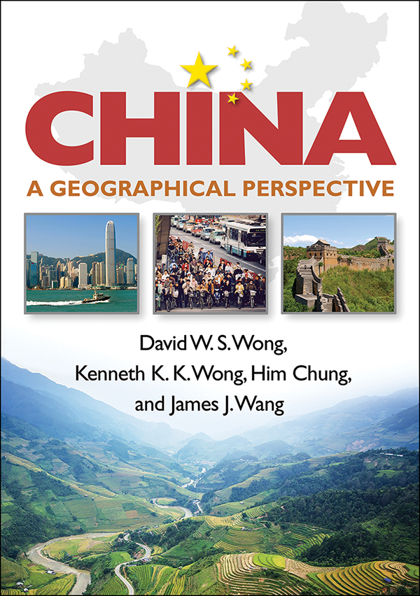 China A Geographical Perspective
