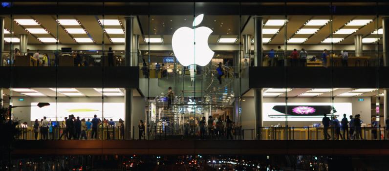 anti-branding, el caso Apple