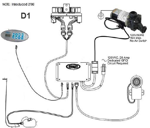 hot tub pump motor wiring diagram moreover whirlpool tub pump wiring