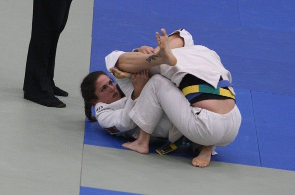What Makes Jiu-Jitsu Different From Karate  Tae Kwon Do