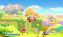 Kirby Triple Deluxe gameplay