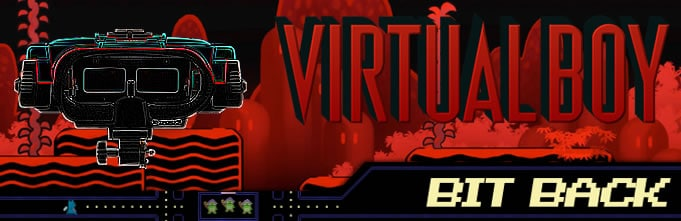 BitBack virtual boy