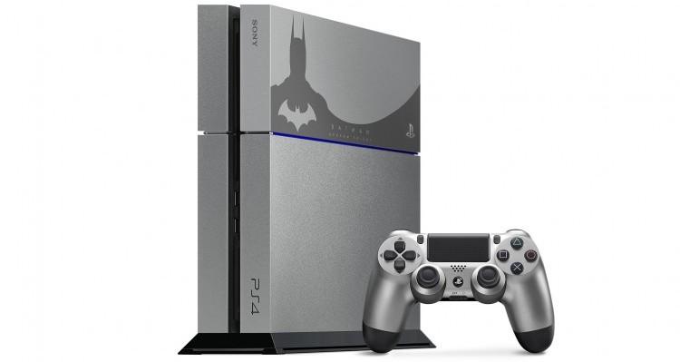 La PlayStation 4 edición Batman: Arkham Knight es espectacular